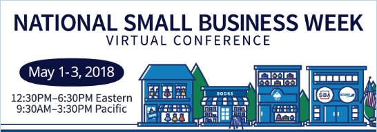 The U S Small Business Administration And Score Ociation Will Host A Free 3 Day Virtual Conference During National Week