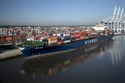 The Port of Savannah has moved 2.66 million twenty-foot equivalent container units during the fiscal year through March.